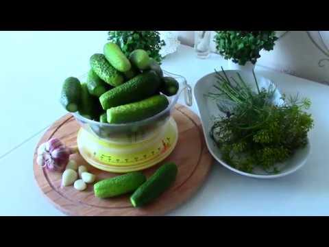 Обалденные Малосольные Огурцы! Самый Быстрый рецепт! Готовлю только ТАК!  /Salted Cucumbers!