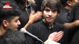 Matam shab 9th muharam 2015  Ali Shanawar  and ali jee at Panjtan Center Sydney
