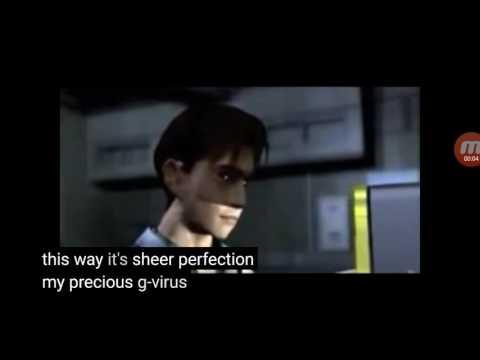Resident Evil William Birkin G AMV Feel Invincible