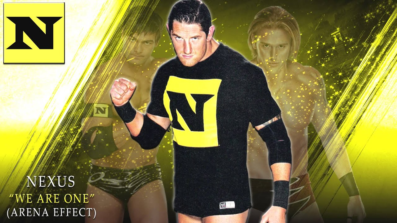 Wwe nexus theme song we are one mp3 download.