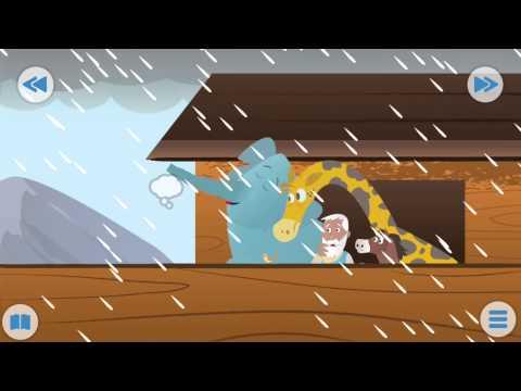 Ной - всемирный потоп | Библия для детей