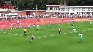 2. Spieltag Werder Bremen II - FC Energie Cottbus - Die Highlights