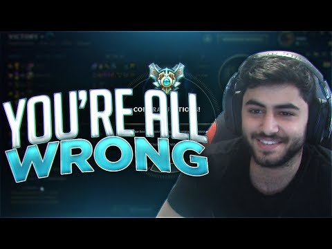 Yassuo | PROVING ALL OF YOU WRONG! (EUW Master Promos)
