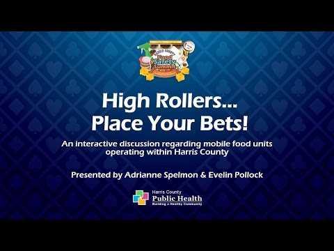 Food Safety Summit 2016 | High Rollers…Place Your Bets!