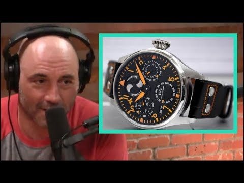 Joe Rogan on Watch Collectors