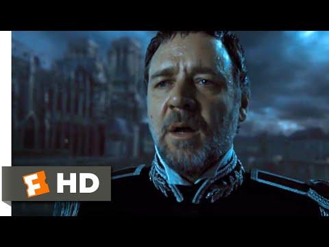 Les Misérables (2012) - Javert's Suicide Scene (8/10) | Movieclips