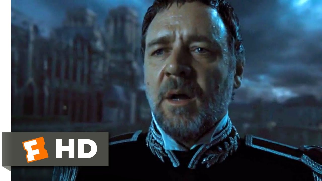 Les Miserables 2012 Javert S Suicide Scene 8 10 Movieclips Youtube