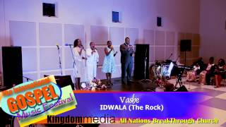 VASHE FROM ZIMBABWE SINGING ACAPELLA: 2012 International Gospel Music Festival