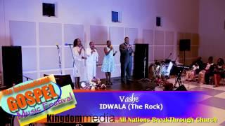 VASHE FROM ZIMBABWE SINGING ACAPELLA: 2012 International Gospel Music Festival
