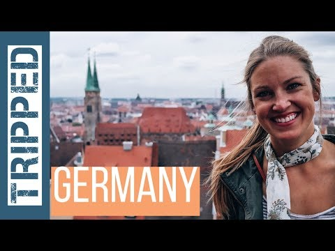 NUREMBERG, GERMANY VLOG | DRINKING AT VOLKSFEST | TORTURED IN DUNGEONS | TRIPPED TRAVEL VLOG Ep2