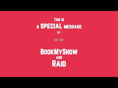 Raid(2018) Video Ad | Jao Book Now - BookMyShow