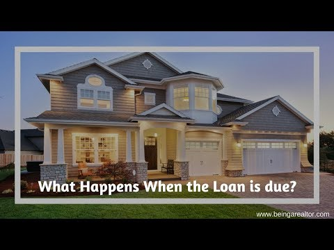 What Happens When Loan Is Due?