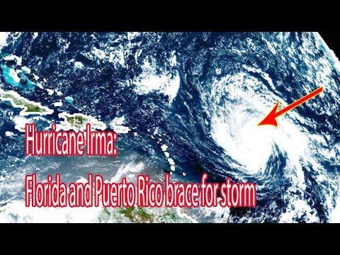 Hurricane Irma: Florida and Puerto Rico brace for storm  - Daily News