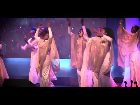 Prophetic Vessels in Motion - Curse Breaker Prayer by Jekalyn Carr : Praise Dance