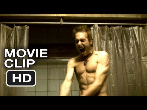 The Divide #2 Clip - Chopping the Corpse (2012) HD Movie