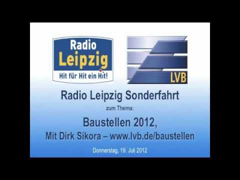 Radio Leipzig Sonderfahrt vom 19. Juli 2012