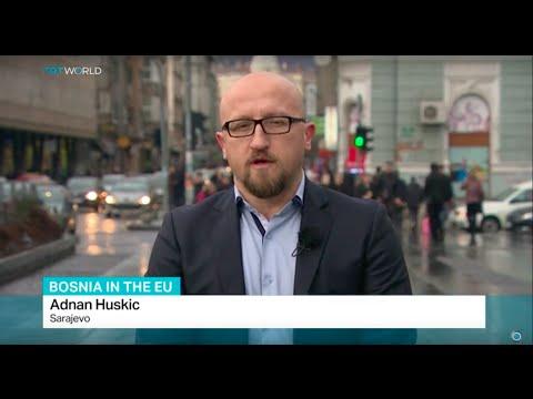 Interview with political analyst Adnan Huskic on Bosnia's EU bid