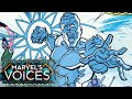 How Iceman's Powers Affect His Appearance | Marvel's Voices
