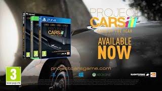 Project CARS Game of The Year Edition - Launch Trailer