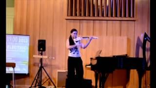 Electric violin 8  (Anna Rakita)
