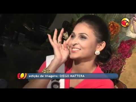 Miss Brasil 2011 Close-Up - Roraima