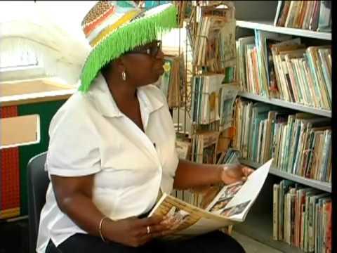 Bahamian Culture Library Presentation