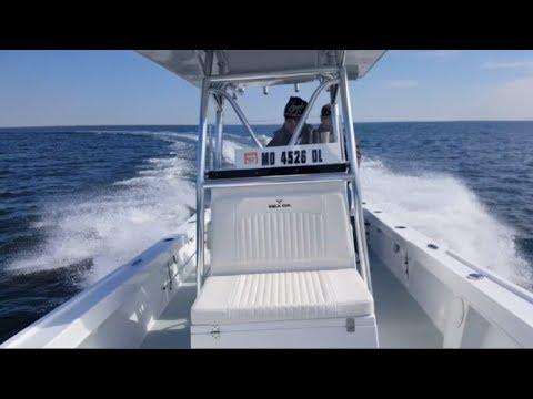Sea Ox 24 Boat Review and Sea Trial