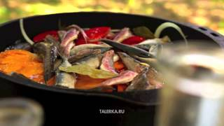 Шкара, одесская рыбная похлёбка