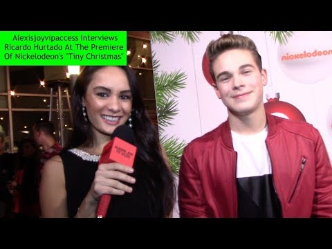 School Of Rock's Ricardo Hurtado Talks Holiday Traditions -