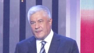 """Владимир Колокольцев и Елена Исинбаева за """"Горячее сердце"""""""