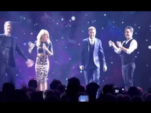 Take That - Rule The World 2014