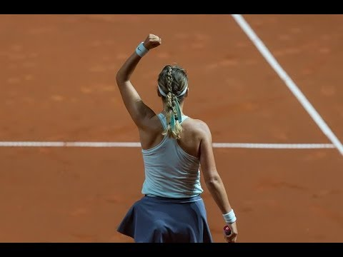 Victoria Azarenka | 2019 Porsche Tennis Grand Prix Day 3 | Shot of the Day