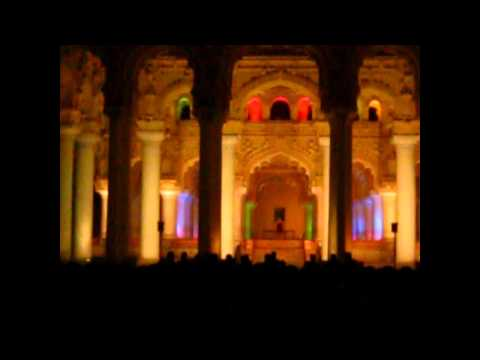 Thirumalai Nayakar Mahal Madurai ( Light and Sound )