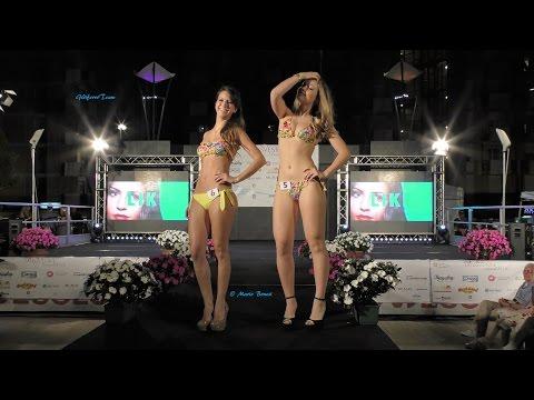 Miss Venice Beach 2016 Jesolo - Sfilata Sponsor