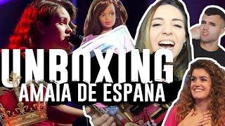 UNBOXING AMAIA DE ESPAÑA | Andrea Compton ft. errebeene