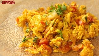 Egg Bhurji - Akuri - Spicy Scrambled Eggs | Keto Recipes | Headbanger's Kitchen