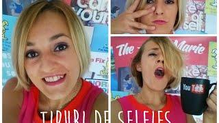 Anne-Marie: Tipuri de selfie