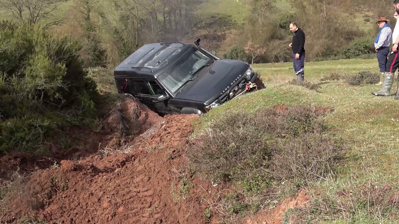 Land Rover Discovery TD5 - OFF-ROAD