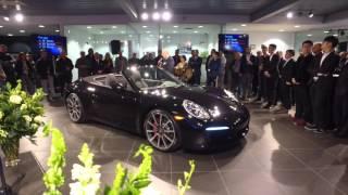 Porsche Of London 991.2 Launch Party!
