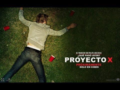 Proyecto X: Fiesta Fuera de Control ~ Trailer Oficial Subtitulado Latino ~ FULL HD ★ 2AÑOS ★