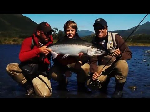 Kodiak Legends Lodge Experience Video - Best Alaska Fishing Lodge