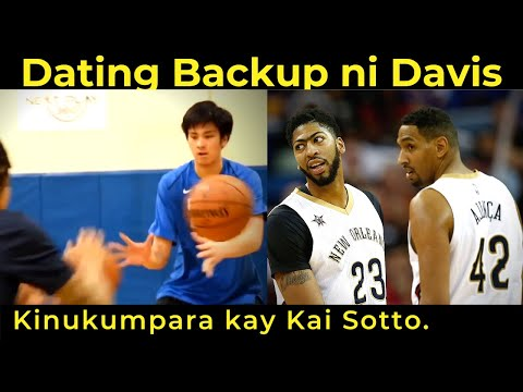 Kai Sotto BALIK Workout | Anthony Davis Backup na si Alexis Ajinca, BAKIT Kinukumpara kay Kai?