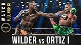 Wilder vs Ortiz 1 - Full Fight: : March 3, 2018 - PBC on Showtime