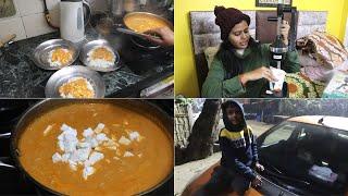 Pata Nahi Isse Mujhe Itni Khusi Kyon Milti Hai.....New Kitchen Item    Saturday Vlog #hindivlog