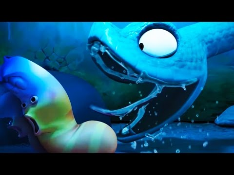 LARVA - UFO | 2016 Full Movie Cartoon | Cartoons For Childre
