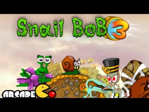 Snale Bob 3