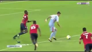 Lille vs Monaco 0-4 All Goals en highlights  22/9/2017