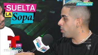 """DJ Luian habló sus """"problemas"""" con Bad Bunny   Suelta La Sopa   Entretenimiento"""