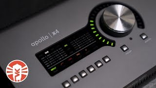Universal Audio has announced the next generation of the Apollo Twin with the release of the Apollo Twin X and Apollo x4 interfaces. Watch our new video to ...