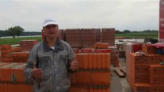 Строительство дома из porotherm: как приготовить смесь для кладки керамических блоков, толщина шва